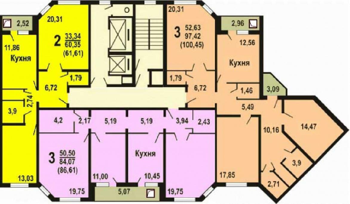 Продажа и аренда квартир, комнат, домов и земельных участков.