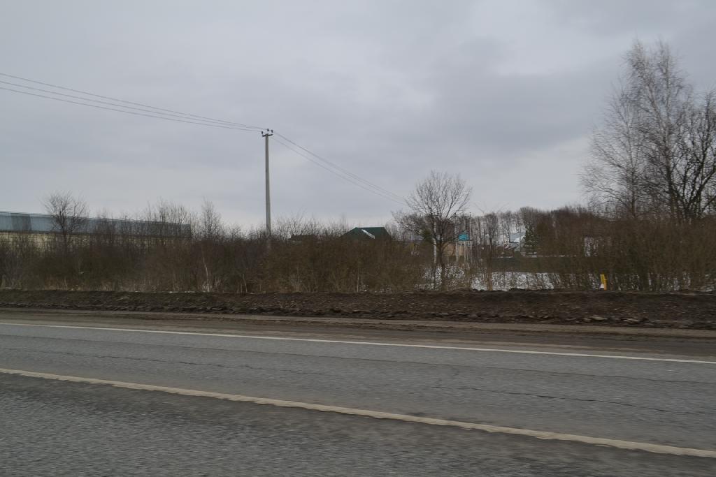 деревня Волосово