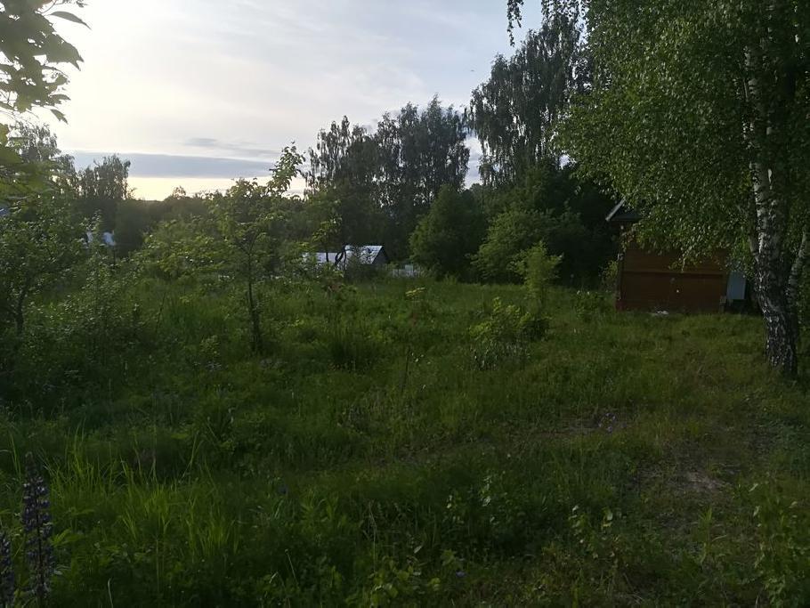 деревня Якшино